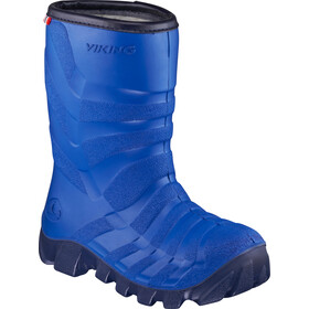 Viking Footwear Ultra 2.0 Boots Kinder blue/navy
